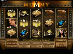 Mummy - GamesOS