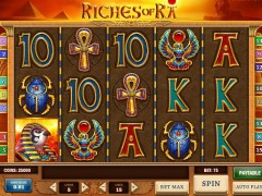 Riches of Ra - Play'nGo