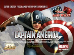 Captain America - Playtech