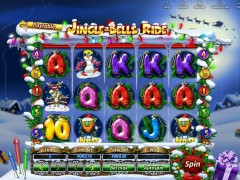 Jingle-Bells Ride - Viaden Gaming