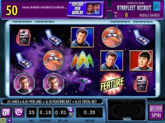 Star Trek Red Alert - William Hill Interactive