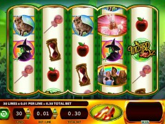 Wizard of Oz Ruby Slippers - William Hill Interactive