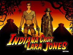 Indiana Croft - Leander Games