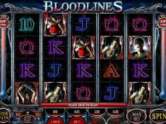Bloodlines - Genesis Gaming