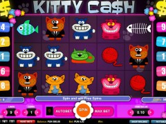 Kitty Cash - 1X2gaming