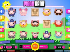 Piggy Bank - 1X2gaming