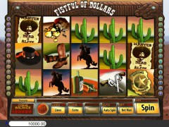 Fistful of Dollars - Betonsoft