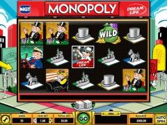 Monopoly Dream Life - IGT Interactive