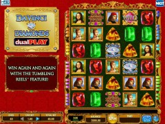 Da Vinci Diamonds Dual Play - IGT Interactive