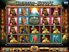 Crown Of Egypt hazardowemaszyny.com IGT Interactive 1/5