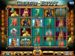 Crown Of Egypt hazardowemaszyny.com IGT Interactive 3/5