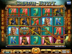 Crown Of Egypt hazardowemaszyny.com IGT Interactive 4/5