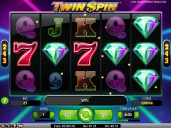 Twin Spin - NetEnt