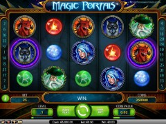Magic Portals - NetEnt