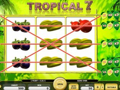 Tropical 7 - Kajot Casino