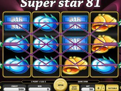 Super Star 81 - Kajot Casino