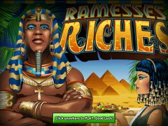 Ramesses Riches - NextGen