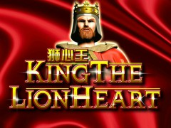 King The Lion Heart - Spadegaming