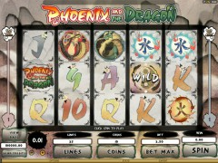 Phoenix and the Dragon - Quickfire