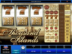 Thousand Islands hazardowemaszyny.com Microgaming 1/5