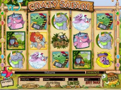 Crazy Safari - iSoftBet