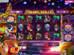 Trendy Skulls - MrSlotty