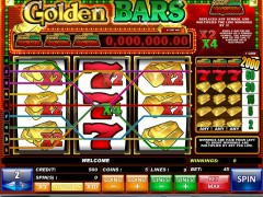 Golden Bars - iSoftBet