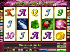 Lucky Lady's Charm Deluxe - Novomatic